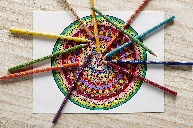 Цветные карандаши prismacolor отзывы