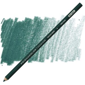 Карандаш Prismacolor Premier - PC907, цвет Зеленый павлин - Peacock Green